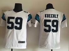 All stitched Youth Carolina Panthers Kids children,#59 Luke Kuechly(China (Mainland))