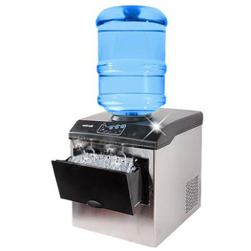 Kitchen Countertop Ice Maker : ... Countertop Bullet Ice Maker Machine Milk Tea Shop(China (Mainland