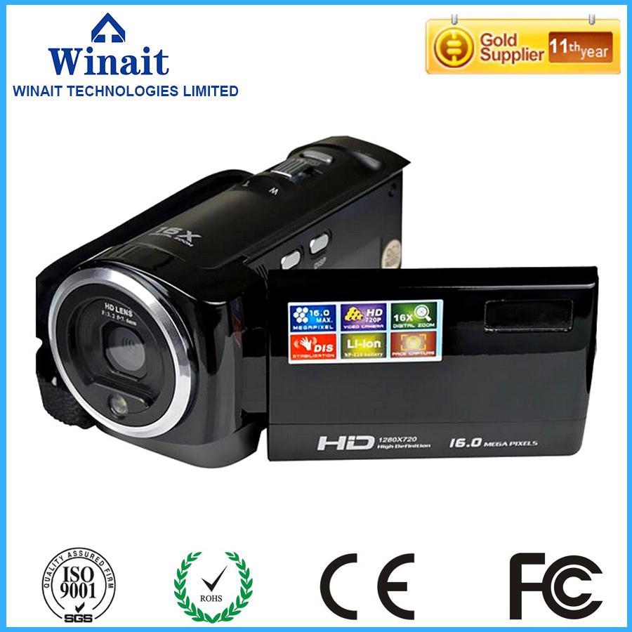 2017 Max 16mp 720P HD Digital Video Camera DV-C6 Video camera With 2.7 Inch LCD Monitor Screen DIS Mini Camera Kids'Camera(China (Mainland))