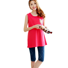 Summer Maternity Nursing Tank Tops Breastfeeding Clothes Breast Feeding Vest For Pregnant Women Pregnancy Plus Size Lactancia(China (Mainland))