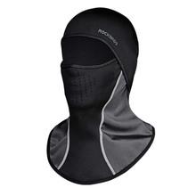 Buy Rockbros Winter Cycling Cap Windproof Thermal Face Mask Balaclava Bandana Sport Ski Running Bike Bicycle Neck Hat Head Scarf Men for $10.99 in AliExpress store
