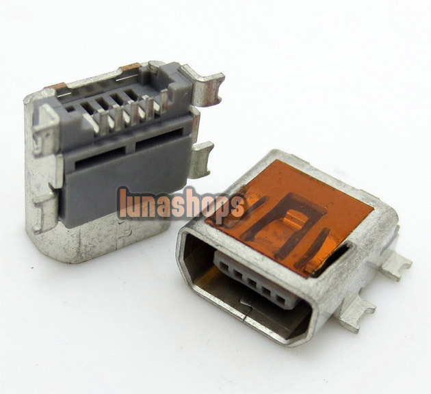 U185 Repair Parts Mini USB Data charger port Adapter For Android Tablet 8.7*7.6*4mm LN003757