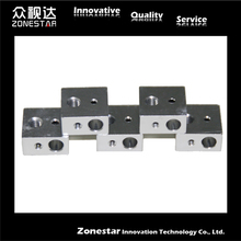 E3D V6 Aluminum Heater Block for 3D Printer Heating Block