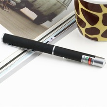 In stock! 1Pc Hot Sale Great Powerful Green Laser Pointer Pen Beam Light 5mW Professional High Power Laser(China (Mainland))