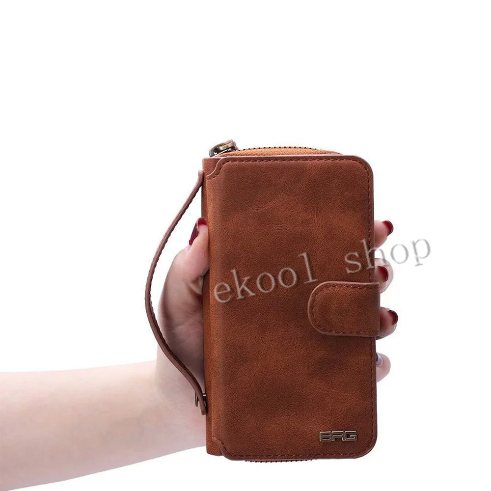Luxury Business Style Flip Book Style Mobile Phone Bag Cover Card Holder Vintage Leather Case For Apple iphone 6S 6S Plus