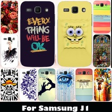 Buy Cell Phone Case Samsung Galaxy J1 2015 Duos J100 J100H Cover SM-J100F J100F J100H J100FN 4.3 inch Silicone OR Plastic Shell for $1.66 in AliExpress store