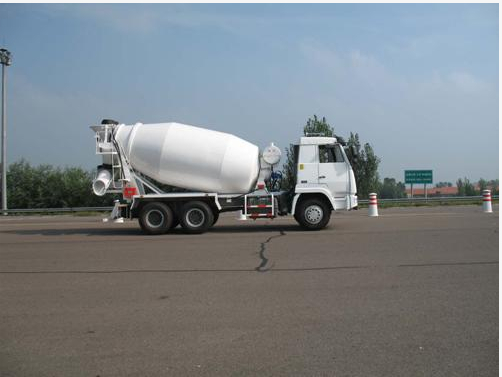 HongDa 9 cube meter HTD5258GJB Concrete Mixer Truck 9336 with EUR3 Emission Standard(China (Mainland))