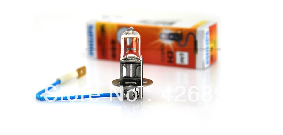 PHILIPS 13336 H3 24V 70W halogen lamp,dental chair lighting,automotive machine tool lights,sttv video,24V70W PK22S bulb(China (Mainland))