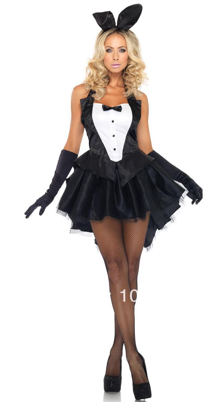 Halloween Black White Tuxedo