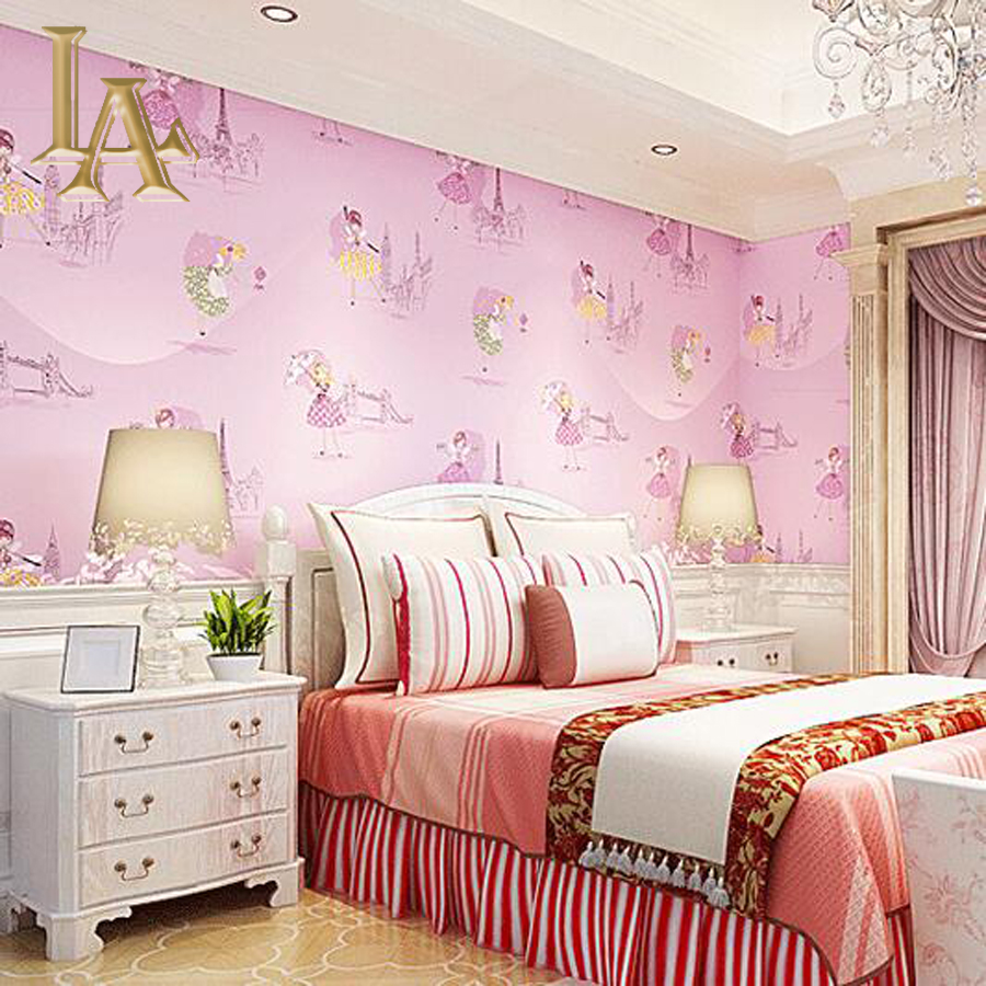 Pink And Purple Wallpaper For A Bedroom Compare Prices On Purple Pink Wallpaper Online Shopping Buy Low