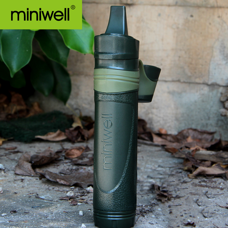 New designed water filter , emergency straw water filter life disaster preparedness(China (Mainland))
