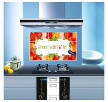 Kitchen Wall Stickers Foil oil sticker Decal Home Decor Art Accessories Decorations Supplies items Products 75cm*45cm