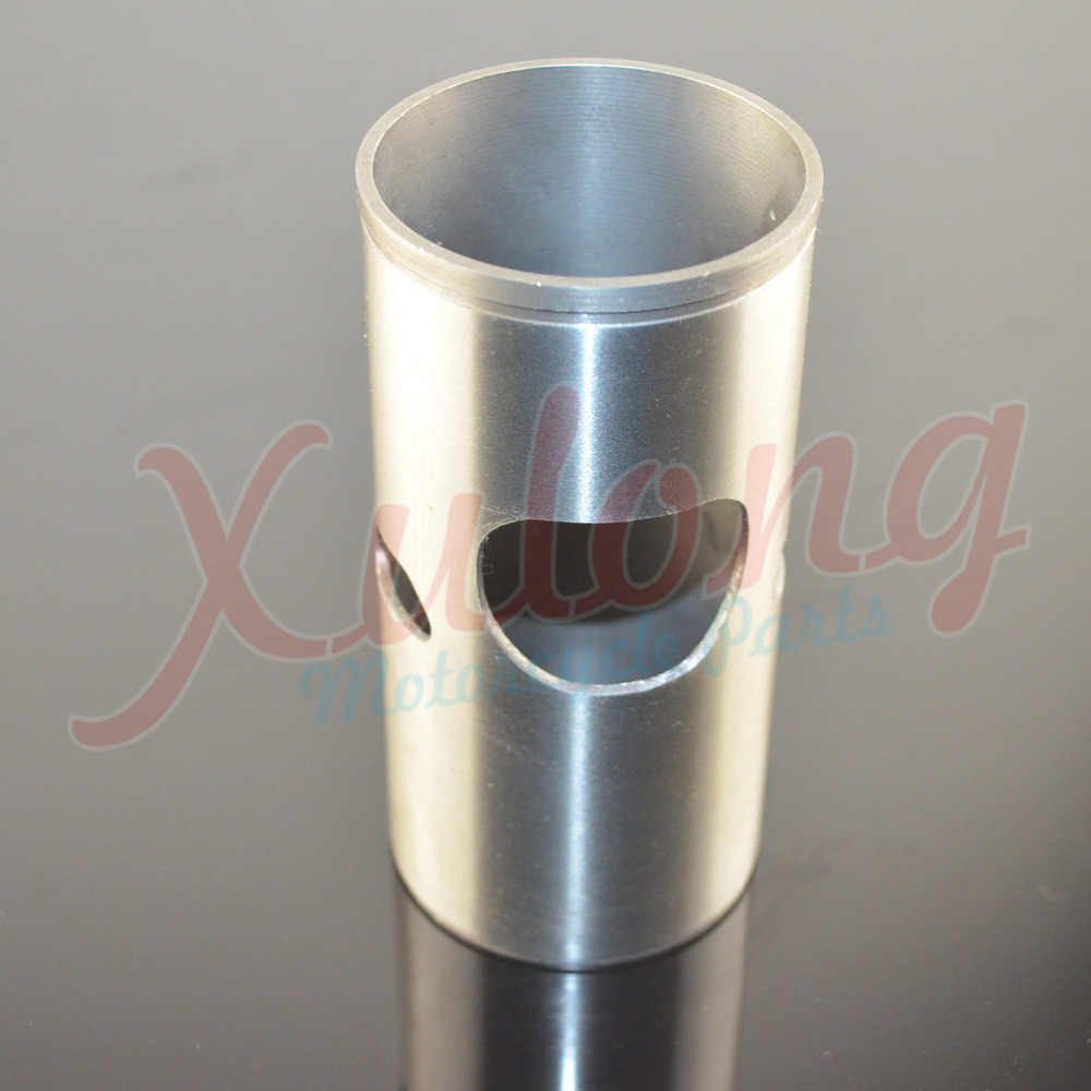 100% After market New Need processing STD Cylinder Sleeve Block Liner fit for Honda CRM250 CRM 250 fit Piston Ring STD(China (Mainland))