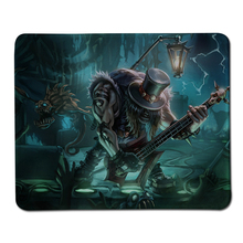 Buy DIY Customize Stitched Edge Mousemat LOL League Legends Gaming Rubber Mouse Pad Computer Notebook Game Speed Mice Mat for $2.28 in AliExpress store