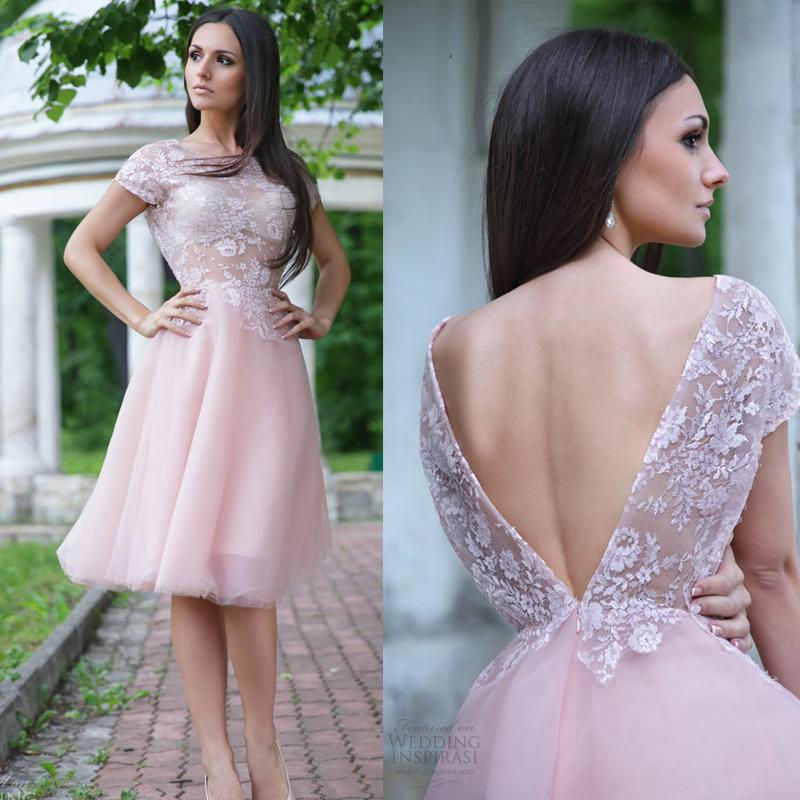 Blush pink wedding dress buy junoir bridesmaid dresses for Wedding guest dress blush pink