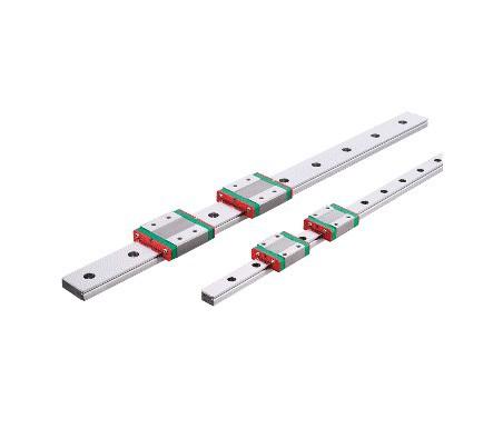 3D print parts cnc Kossel Mini MGN9 9mm miniature linear rail slide 1pcs 9mm L 500mm