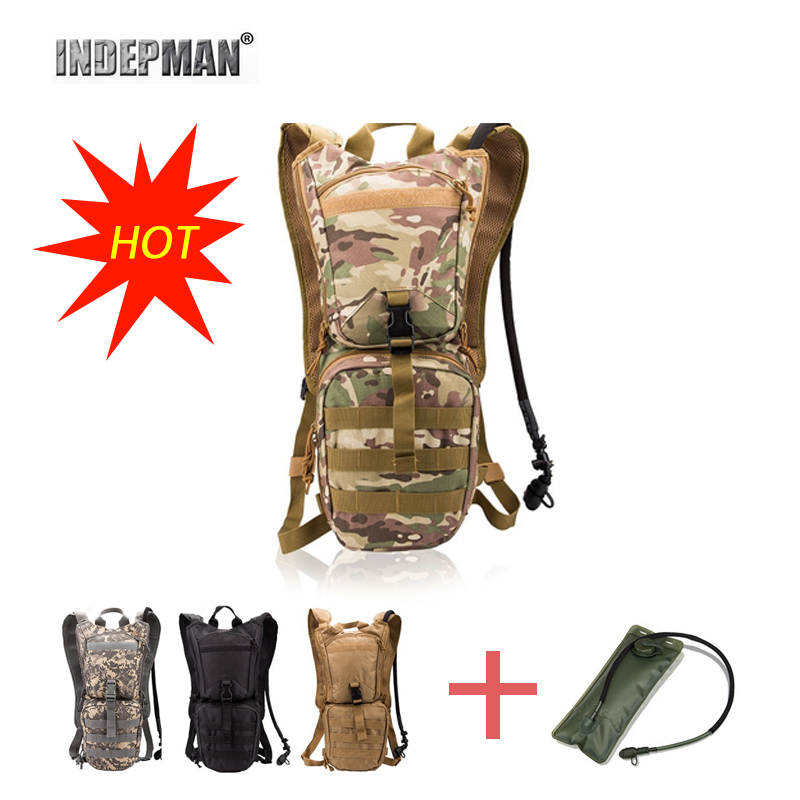 Hot water bag Outdoor 3L Hydration backpack camel back cycling bicycle water bladder bag drinking bag Camping Hiking Water Bag(China (Mainland))