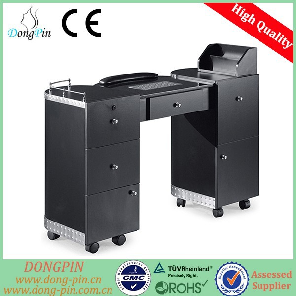 Beauty supply manicure table dimensions in nail art for Beauty table for nails