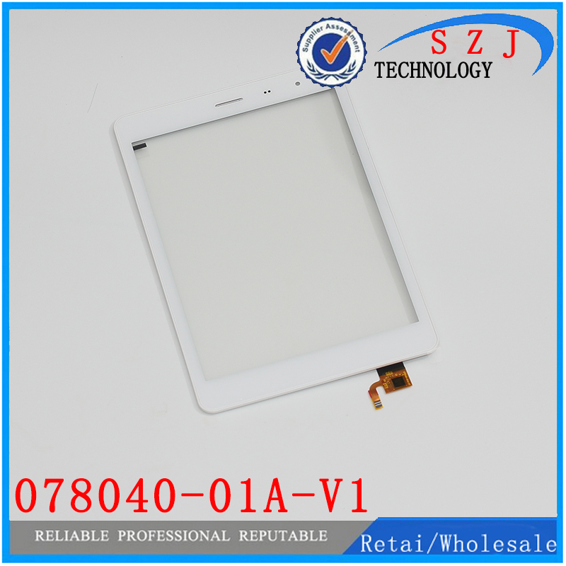 Original 7.85'' inch Taipower G18Dmini quad-core tablet capacitive touch screen external panel 078040-01a-v1