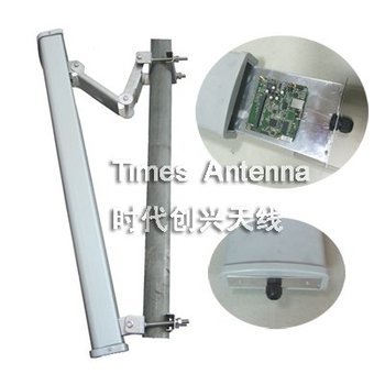(Can built-in AP)dual-pol 5150-5850MHz 16dbi 120 deg sector antenna