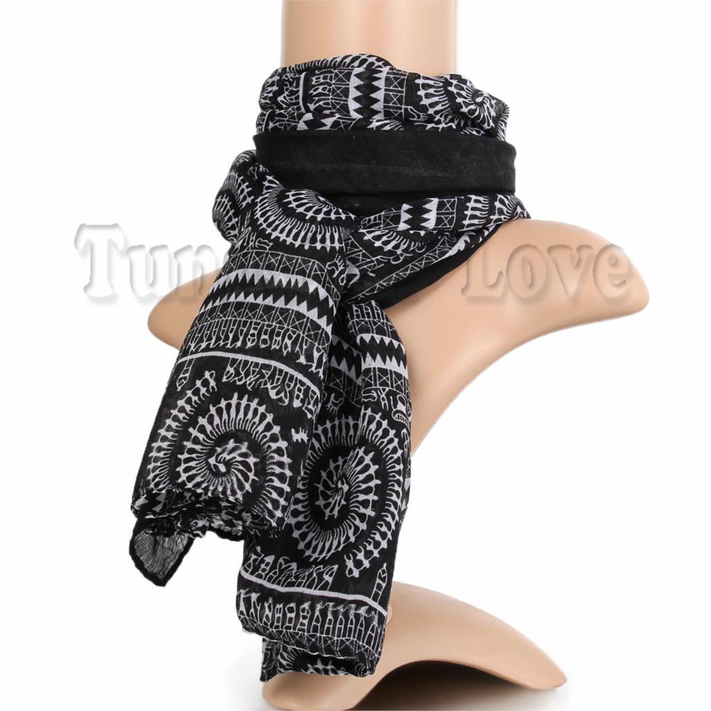 WOMAN SCARF Cotton Voile Scarves Geometric Warm Autumn Winter Scarf Shawl echarpes foulards femme 166*81cm(China (Mainland))