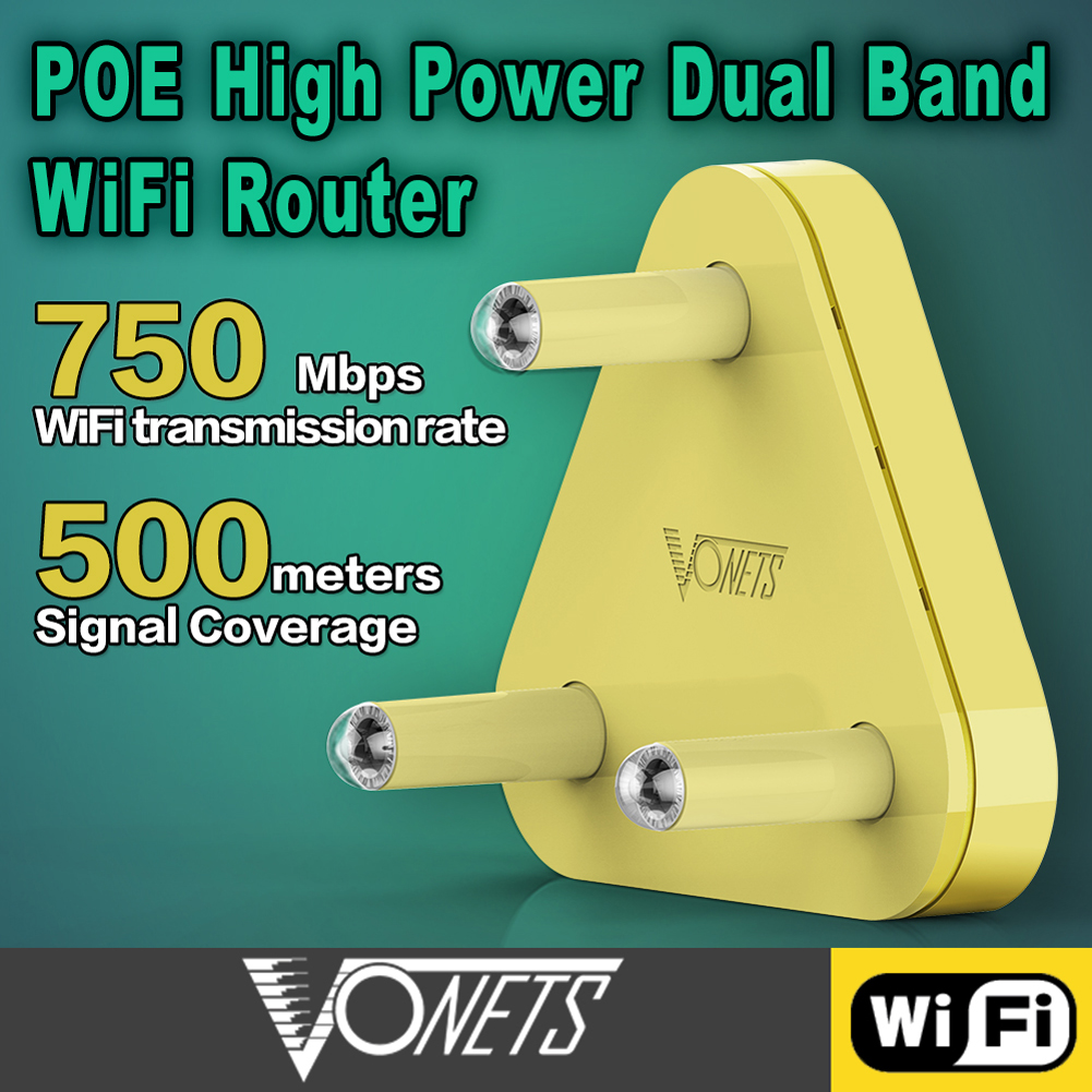 High Power 2.4GHz 300Mbps+5Ghz 450Mbps VAR5G Dual Band Wireless Router 500Meters Wifi Signal Coverage