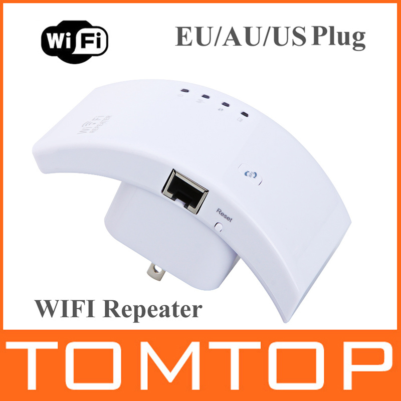 Wireless Wifi Repeater 802.11N/B/G Network Wifi Router Expander W-ifi Antenna Wi fi Roteador Signal Amplifier Repetidor Wifi(China (Mainland))