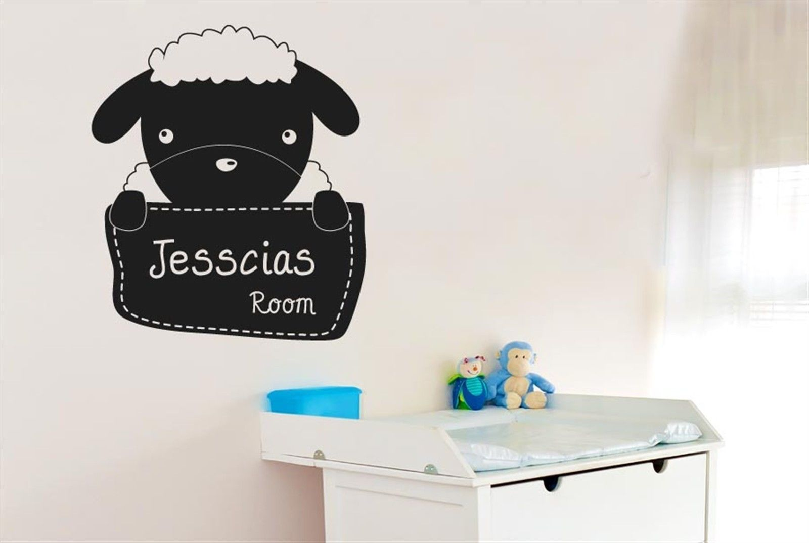 Online kopen wholesale sheep decal uit china sheep decal ...