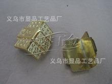 Factory direct gift decorative plastic parts Corner angle M1355