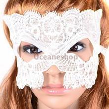 woman mask promotion