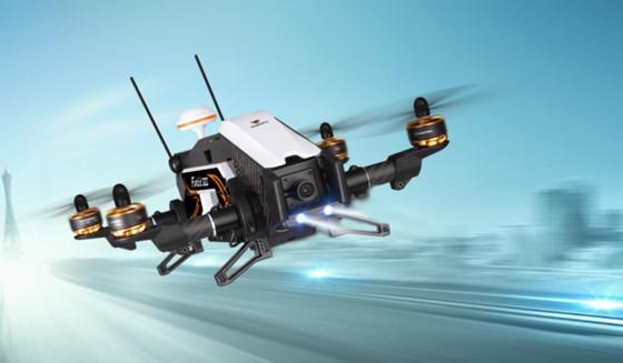 Walkera Furious F320 Furious 320 Racing font b Drone b font W OSD HD Camera FPV