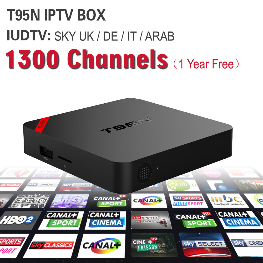 European IPTV Box Android TV Box Sky IPTV Receiver & 1300+Sky French Turkish Netherlands Channels Better Than MXV Android TV Box(China (Mainland))