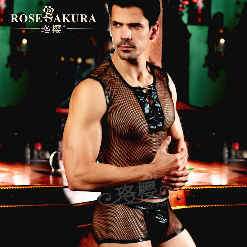 Luo Ying high-end ~ first gilet night bar DS costumes sexy underwear uniform temptation 9837Одежда и ак�е��уары<br><br><br>Aliexpress