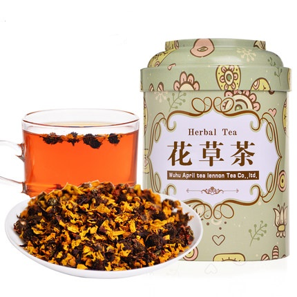 Top grade Organic Kunlun Mountain Snow Daisy Chrysanthemum Tea, Good for Health Help Lower Blood Pressure Slimming Beauty 35g(China (Mainland))