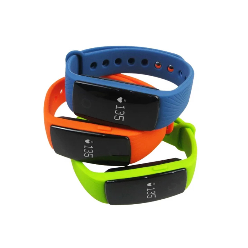 Heart Rate Monitor ZS107 sport Sleep Activity Fitness Tracker Smart band Bracelet Wristband Bluetooth4.0 fitbits for iOS Android<br><br>Aliexpress