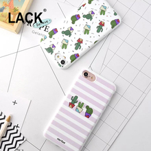 Buy Cute cartoon Plants Cactus Case iphone 6 Fashion Zebra Stripe Phone Cases iPhone 6S 7 7Plus Soft Back Cover Fundas Capa for $1.99 in AliExpress store