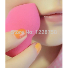 2pcs/lot Makeup Foundation Sponge Blender Blending Cosmetic Puff Flawless Powder Smooth Beauty Make Up Tool T1016 P