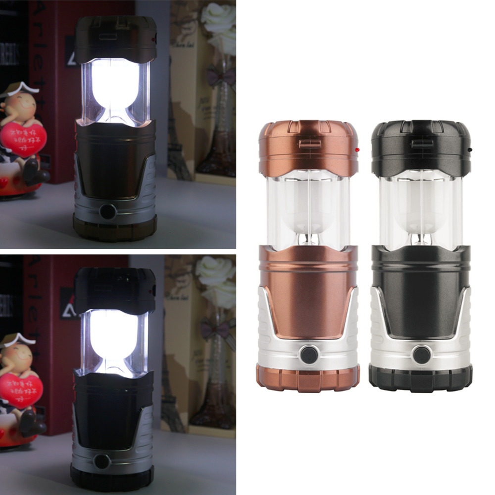 Ultra 2in1 Bright Camping Solar Power Handheld Lantern Lightweight  Rechargeable Light Hiking Lamp Torch free shipping<br><br>Aliexpress