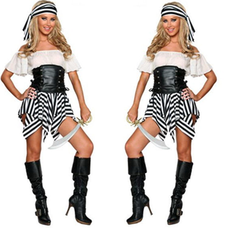 New Arrival Halloween costume pirate sailor suit role-playing parties cute Halloween costumes uniforms party FBОдежда и ак�е��уары<br><br><br>Aliexpress