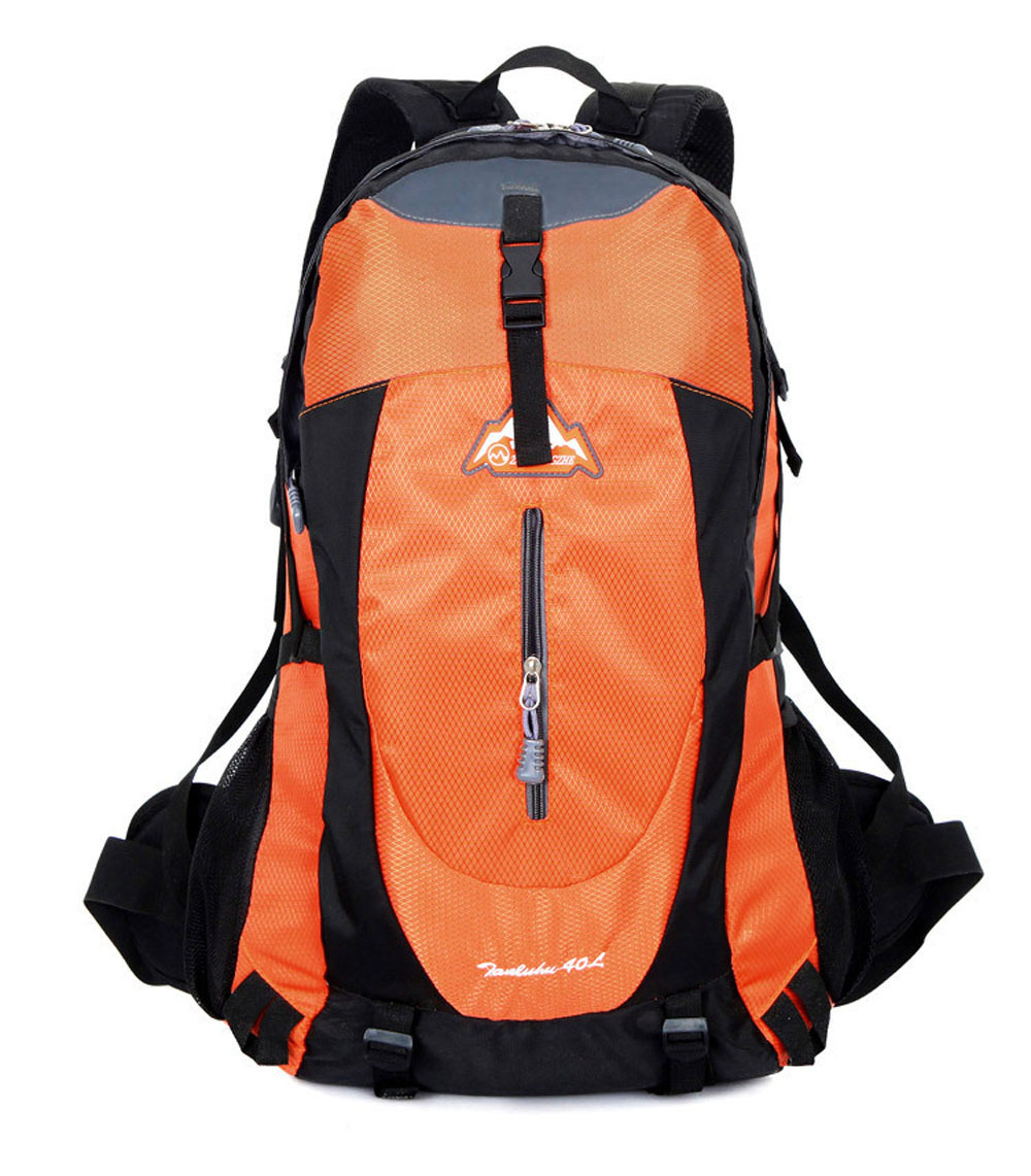 40+5L Newest Outdoor Backpack Travel Mountain Climbing Equipment Hiking Backpacks Big Capacity Nylon 5 Colors Men&Women - LATIN Fashion store
