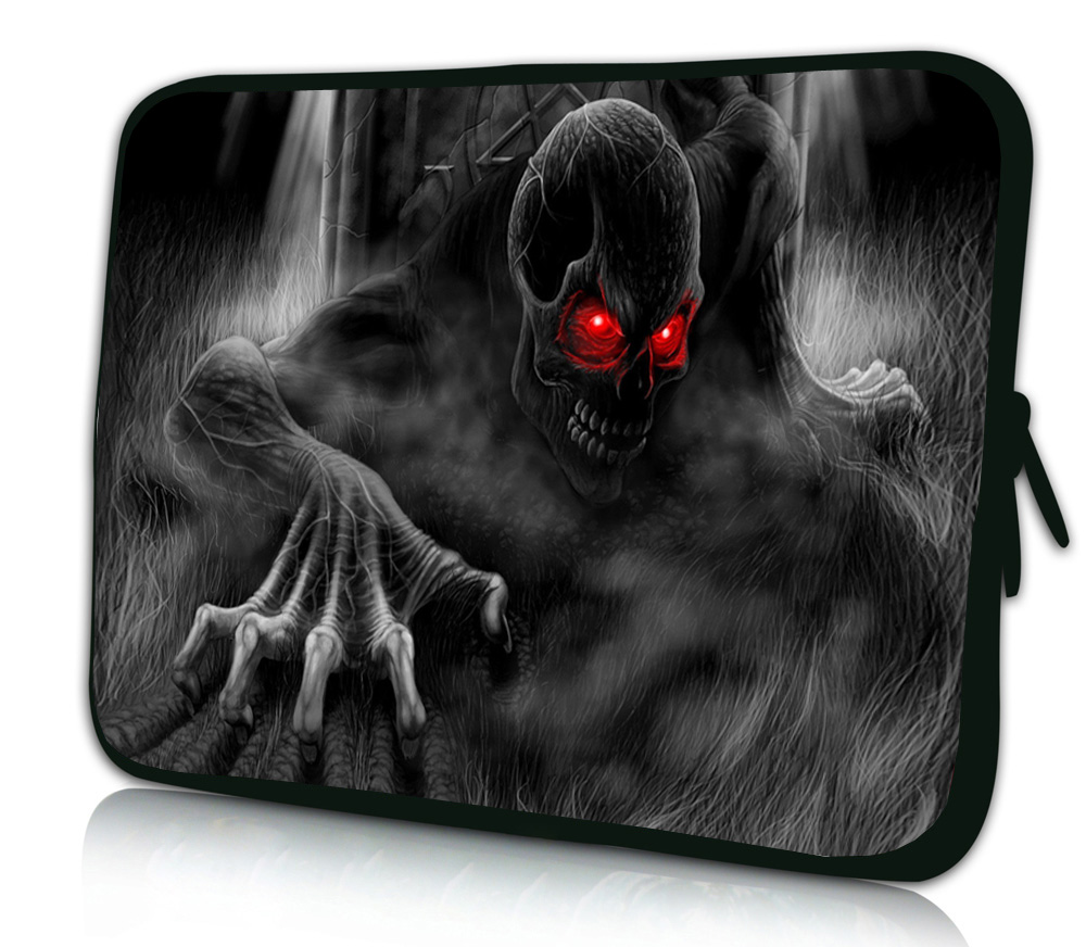 """Men's Stylish Notebook Zipper Pouch Case Cover Bags For Apple Samsung Dell Acer HP 9.7"""" 10"""" inch Mini Laptop Tablet Bag For iPad(China (Mainland))"""