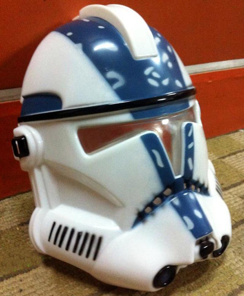 Star Wars White Mask Star Wars Helmet Mask Full