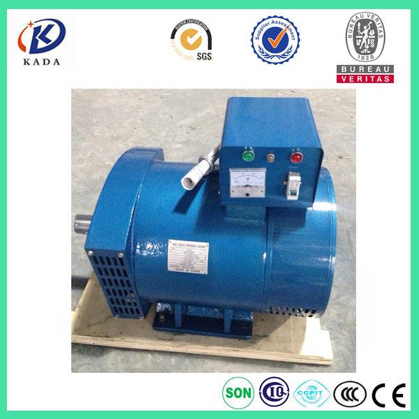 Promotion ! ST-3KW 1 phase 220v 50hz ac synchronous alternator generator 3kw/3kva(China (Mainland))