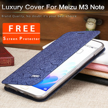 meizu m3 note cover silicon soft flip mofi fundas meizu m3note phone bag 5.5inch meizu m3 note case 3gb pro cases and covers(China (Mainland))