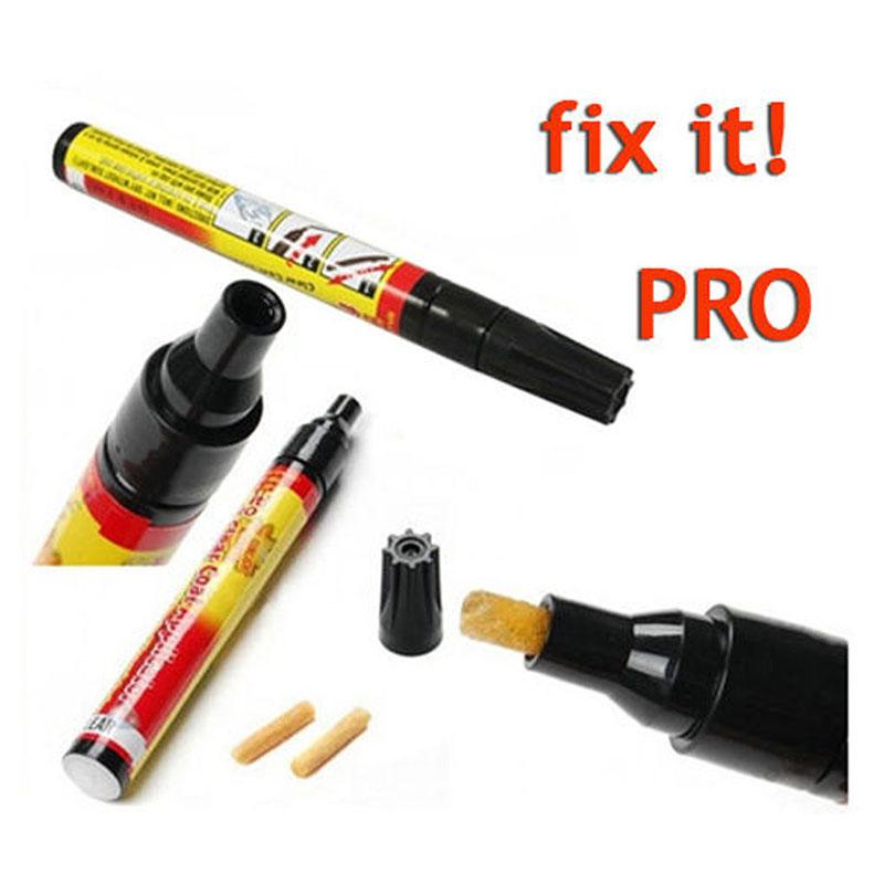 Fix It Pro Car Repair Pen Waterproof Car Paint Pen Fix It Scratch Removal Tool Works On All Colors Simoniz Fix It Repair Tool(China (Mainland))
