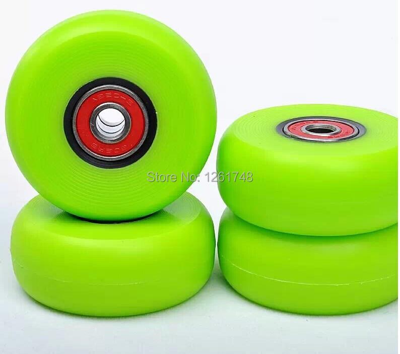 4 wheel  stunt street style skate shoe wheel wheels skate wheels fancy wheel brake wheel drift wheels 58 * 24mm 90A<br><br>Aliexpress