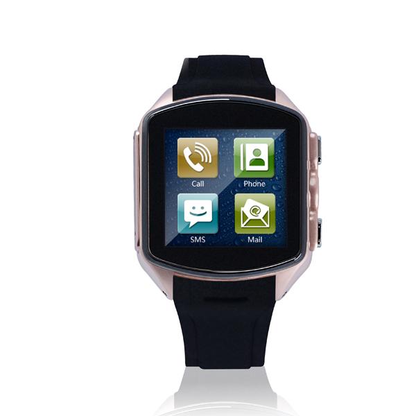 2015 3G Smart watch android 4.4 sim waterproof watch in wristwatches bluetooth GPS wifi camera mobile Watch Phone wifi(China (Mainland))