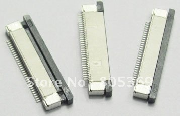 socket plug connector P0.5mm 30pin (down)