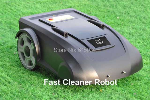 Robot Lawn Mower L2900 with Update Software,Newest Range,Subarea function, Ultrasonic Sensor,Li-ion Battery, Waterproof