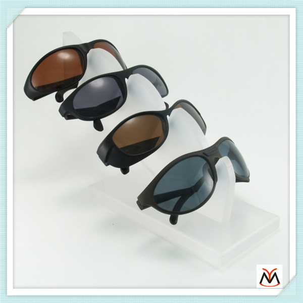 China reliable supplier provide customzied POS,POS flooring lockable acrylic sunglasses display stand(China (Mainland))